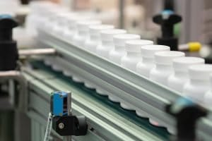 photo sensor in medical industry